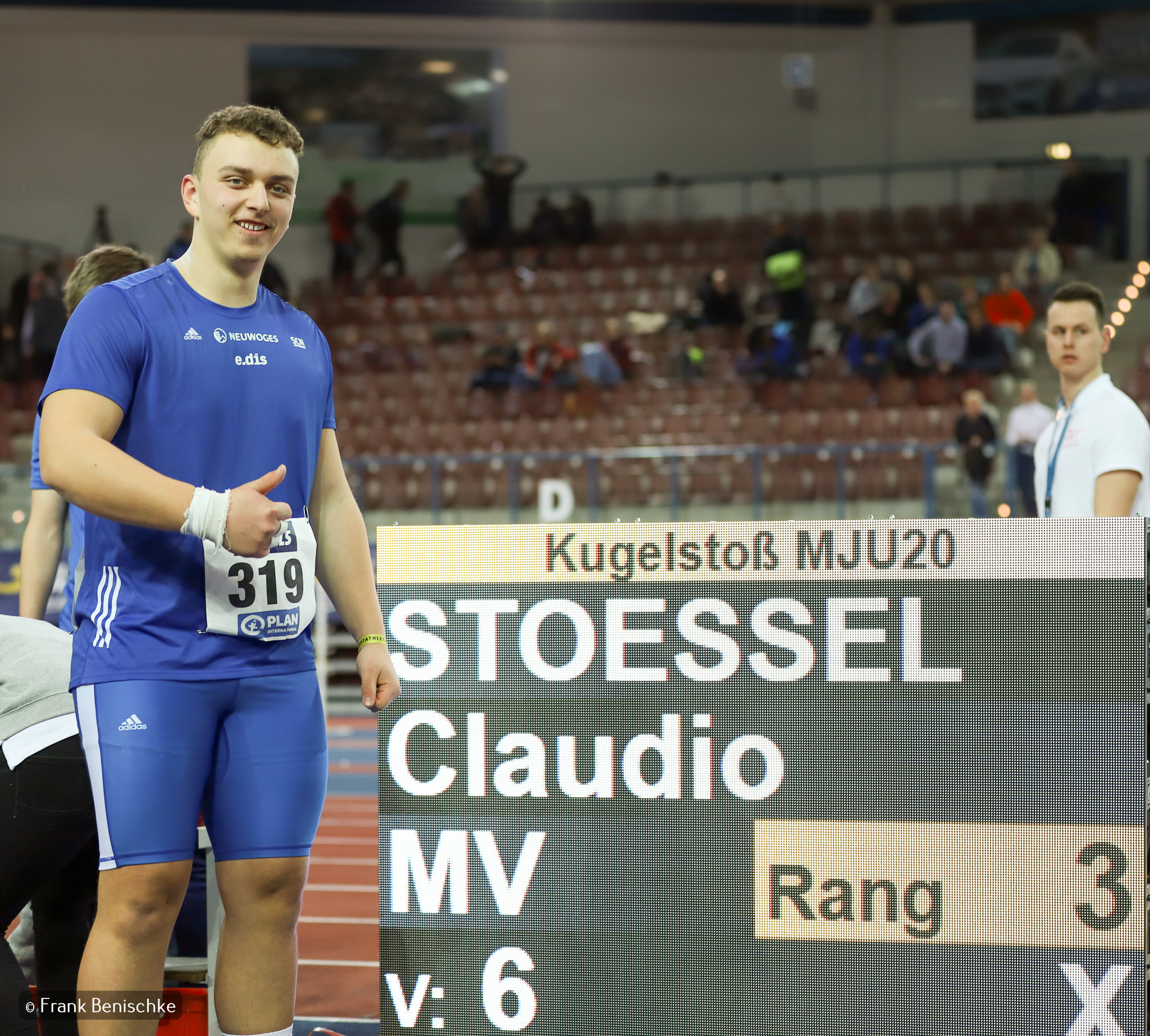 Claudio Stoessel